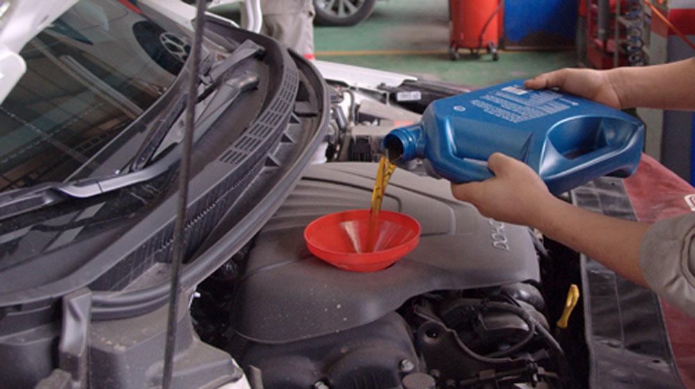 dầu ô tô