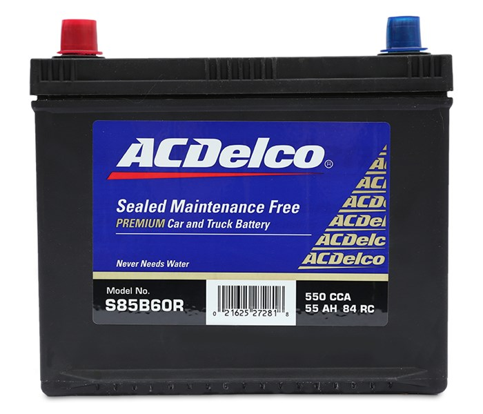 Ắc quy acdelco