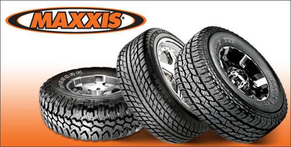 Lốp xe maxxis