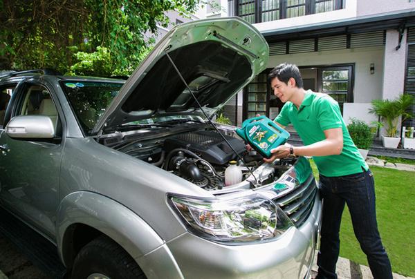 Những chức năng của dầu nhớt ô tô