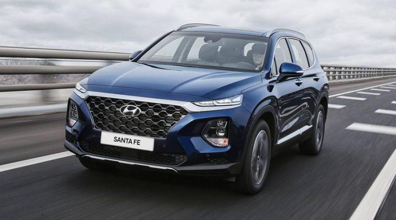 Tìm hiểu về lốp xe ô tô Hyundai Santafe