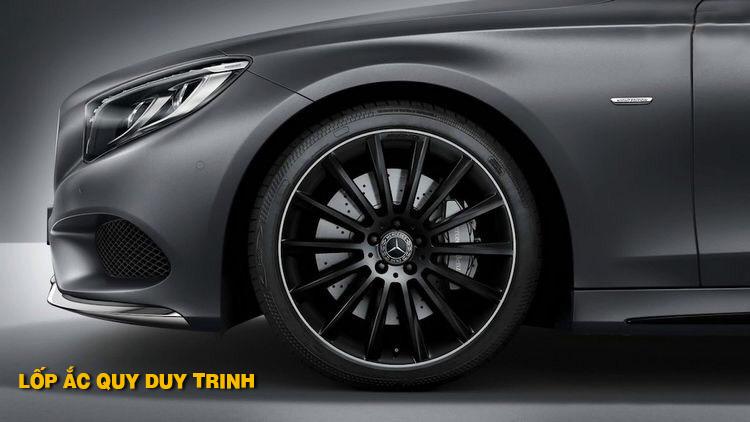 Kiểm tra góc đặt bánh xe