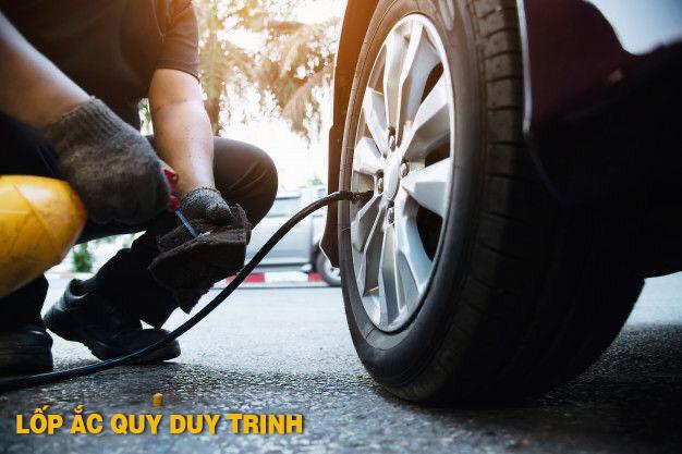 Bảo dưỡng lốp ô tô