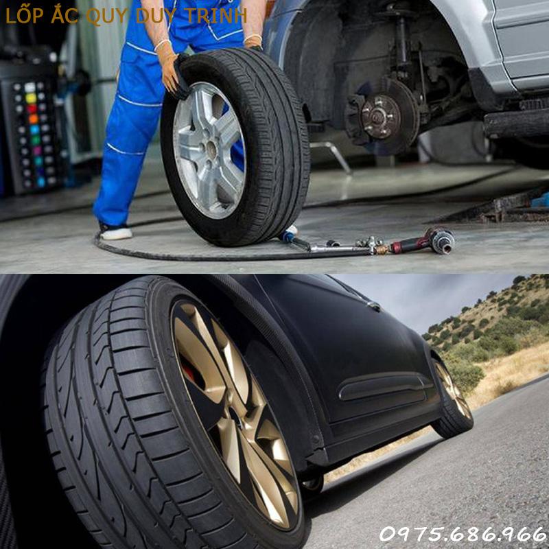 gara bảo dưỡng lốp xe ô tô