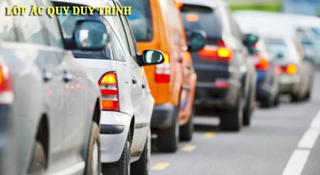 kinh nghiệm lái xe ô tô trong thành phố
