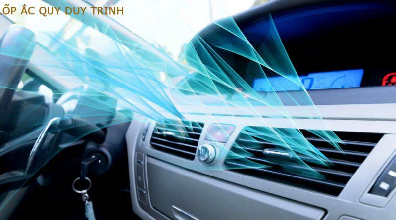 Những lưu ý khi sử dụng điều hòa ô tô trong mùa nóng