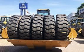 Đơn vị phân phối lốp xe máy xúc lật uy tín hàng đầu Hà Nội