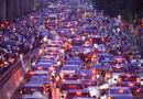 Kinh nghiệm lái xe giờ cao điểm trong thành phố